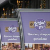 Milka Campaign in Munich 2