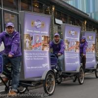 Milka Campaign in Munich 5