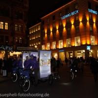 Milka Campaign in Munich 6